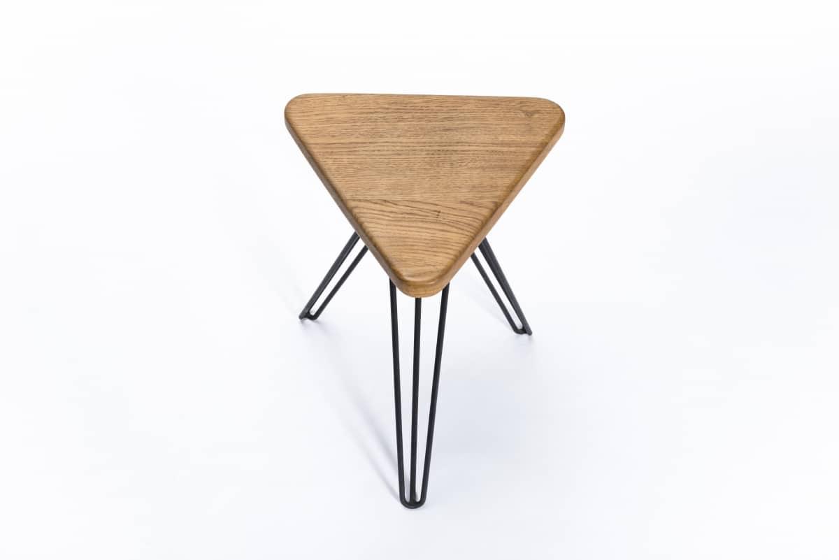 Dreieckshocker – Verschnitt – Produktansicht
