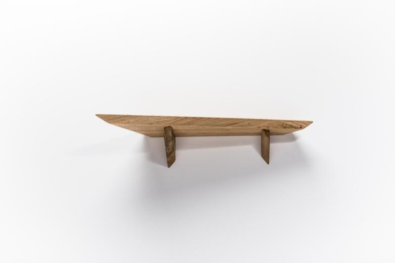 Regal aus Eichenholz | Verschnitt Manufaktur für nachhaltige Holzmöbel