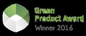 Im Jahr 2016 gewann Verschnitt den Green Product Award.